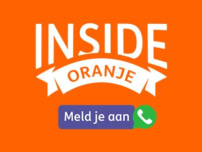 Oranje Inside ING